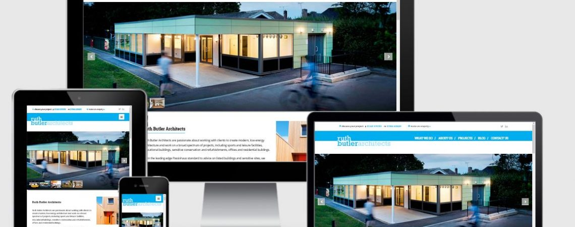 ruth butler architects website