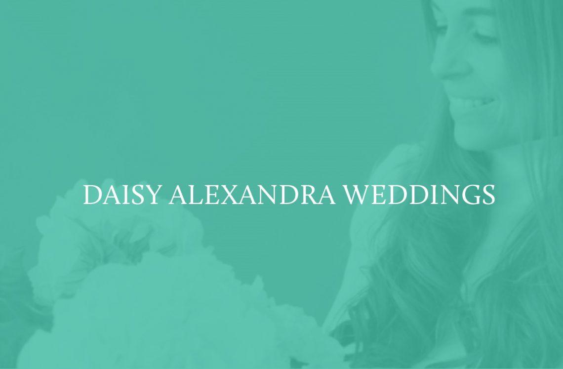 daisy alexandra weddings digital marketing