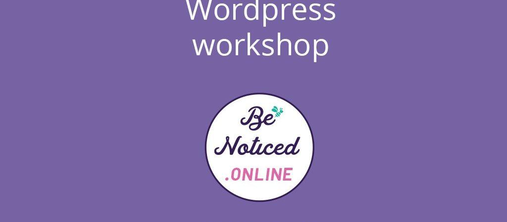 BNO workshop